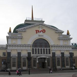 Железнодорожные вокзалы Отрадной